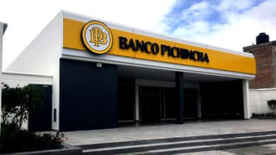 sucursal del Banco Pichincha