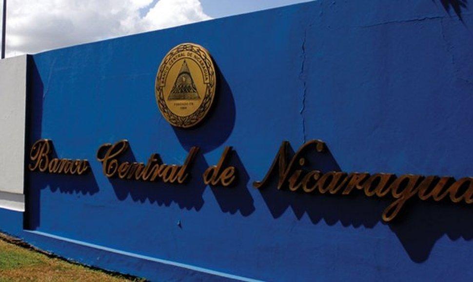 Banco Central de Nicaragua ≫ Tipo de cambio oficial