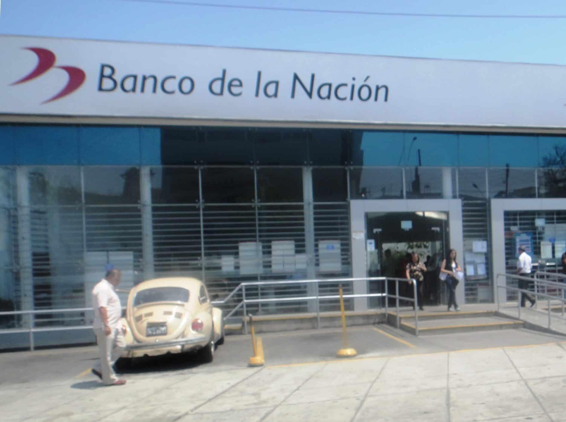 Banco de la Nación de Perú