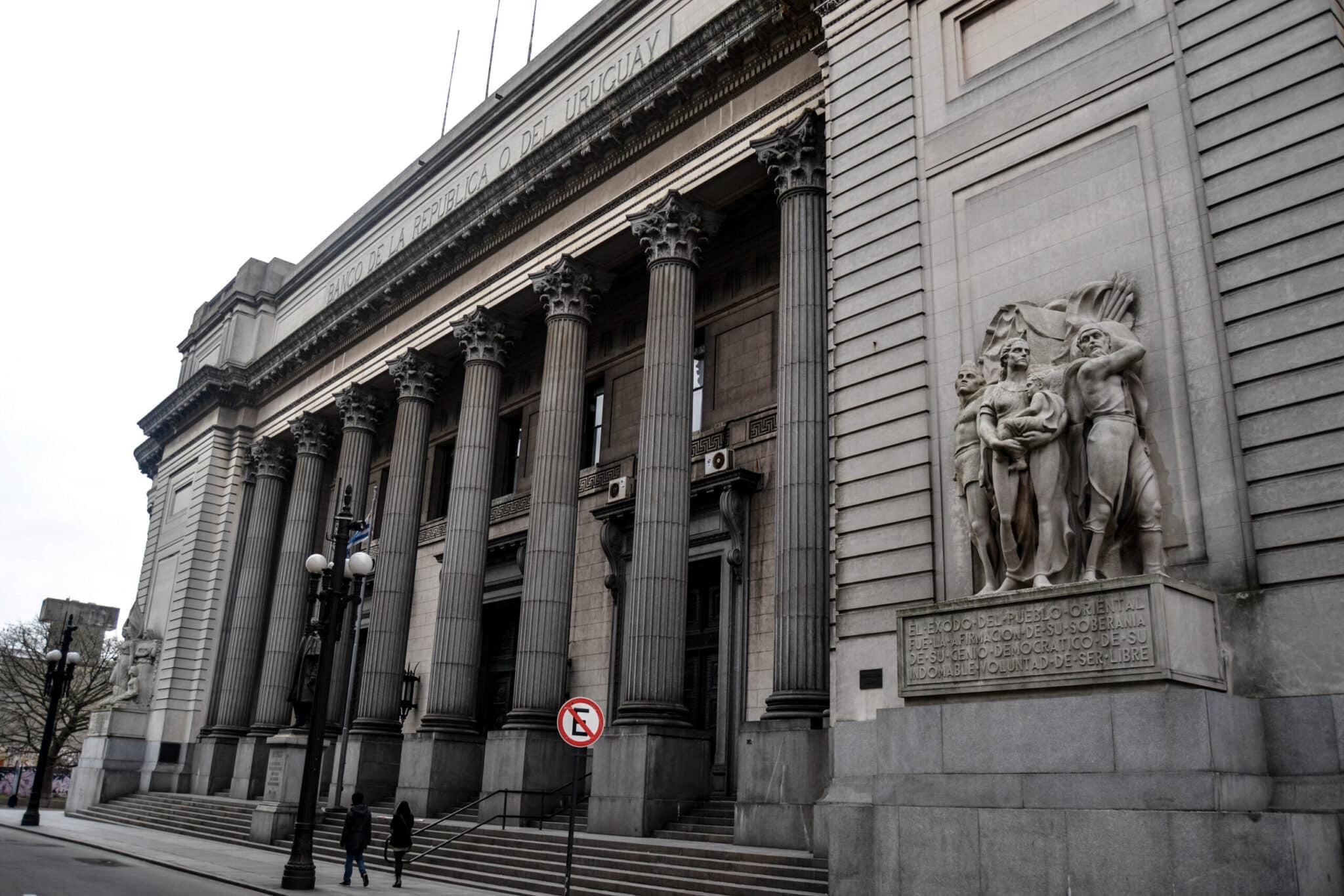 Edificio del Banco República