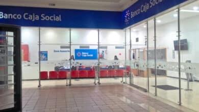 Banco Caja Social≫ Horario extendido y social