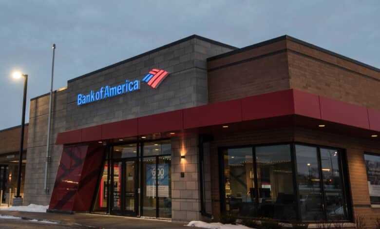 Bank of América: Cerca de mí