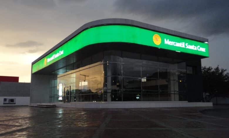 Banco Mercantil Santa Cruz