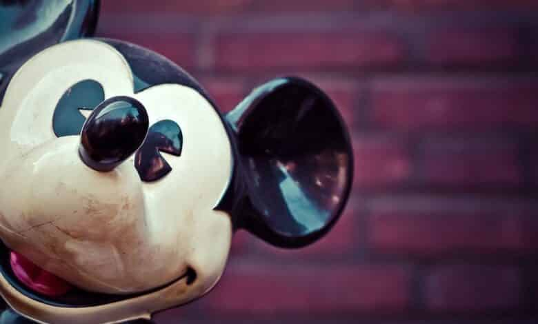 Historia de Disney Company