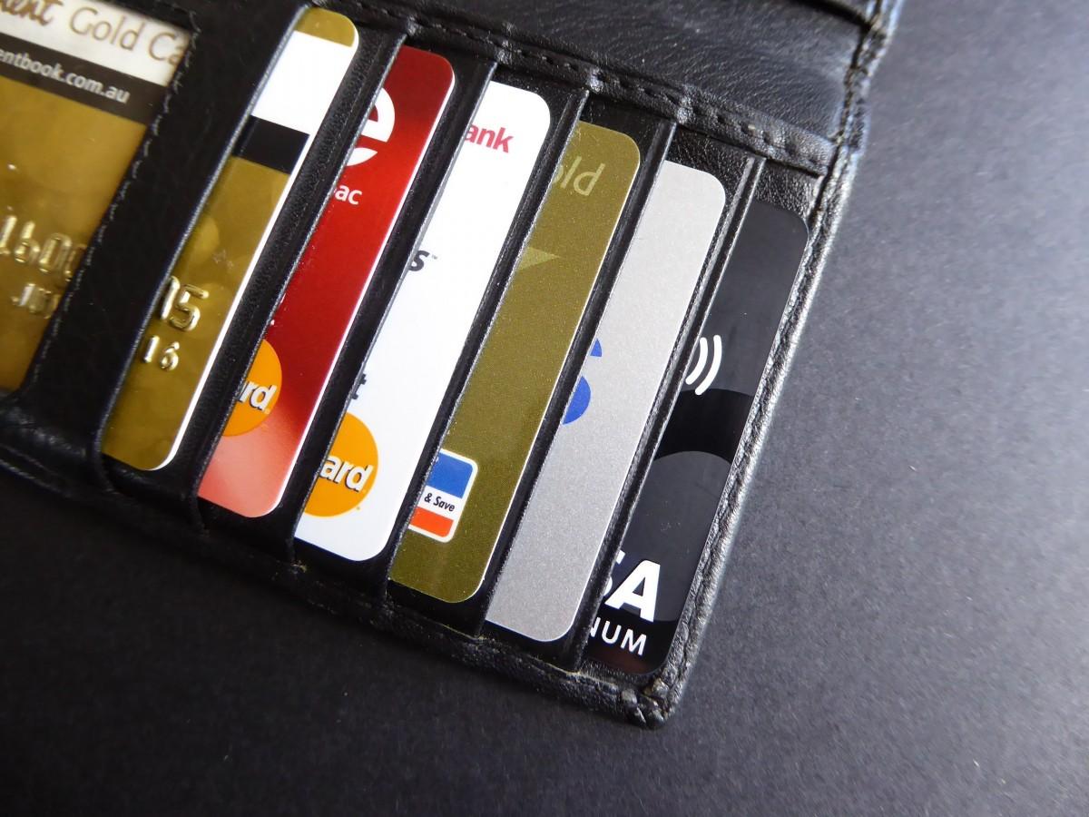 tarjetas de débito en billetera